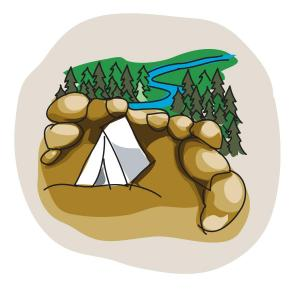 BaseCamp Color Outline