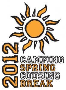 CAMPING-COUSINS 2012