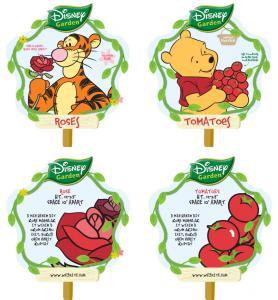 DisneyGardens Plant Stakes 01