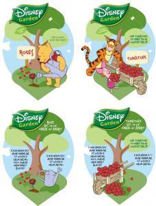 DisneyGardens Plant Stakes 03
