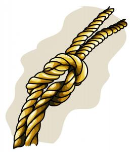 Rope Color Outline